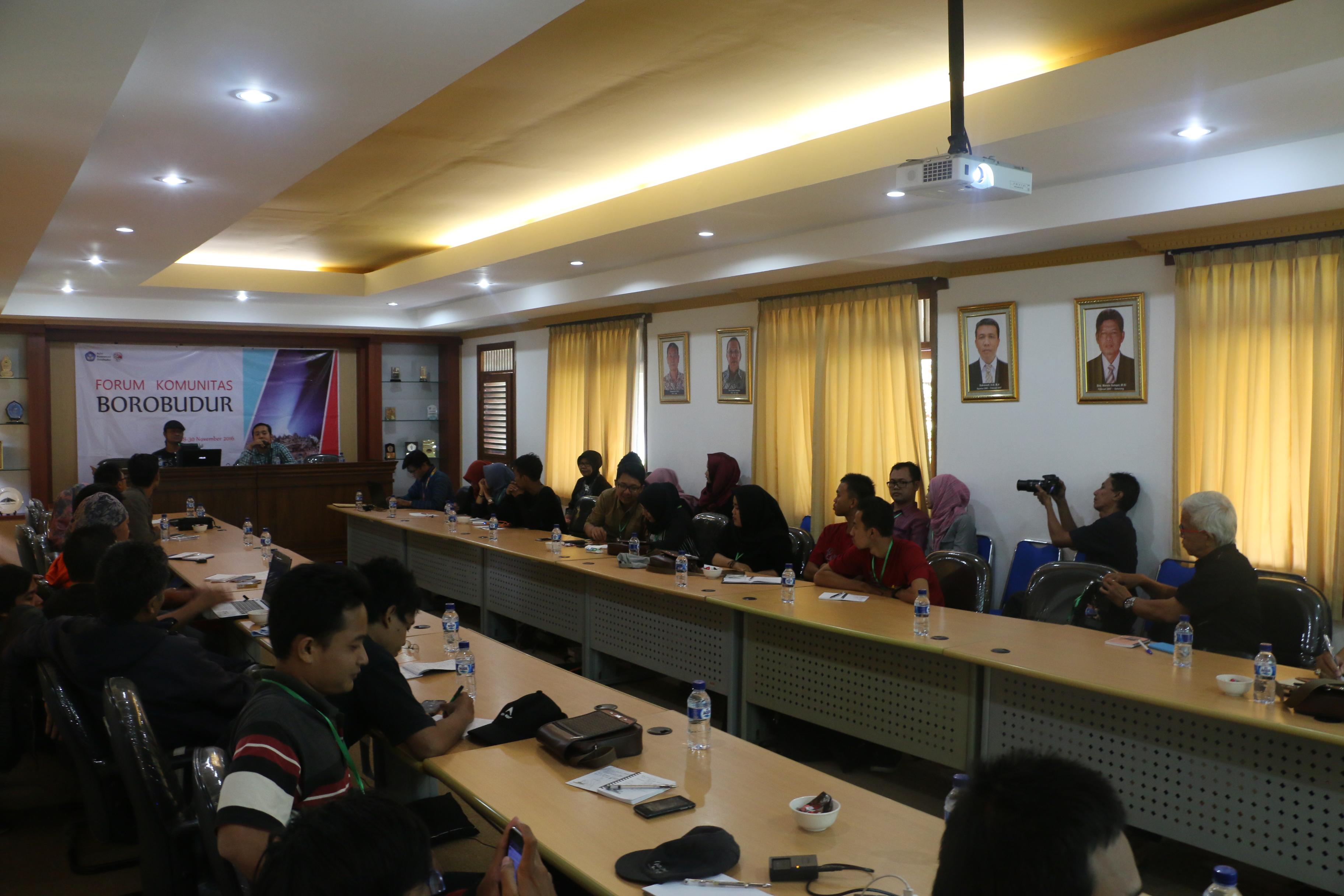 Forum Komunitas Borobudur