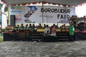 Pameran dan Bazar Produk Desa Wisata Borobudur