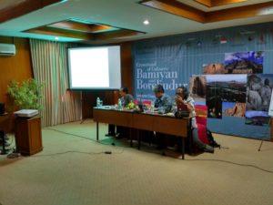 """Lecture Class: """"Bamiyan and Borobudur"""""""