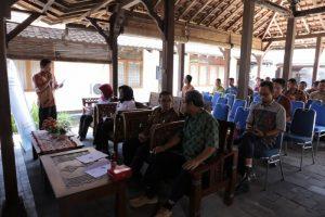 Rapat Akhir Tahun Koperasi Harmika Borobudur