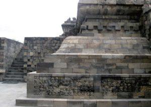 Ojief di Candi Borobudur