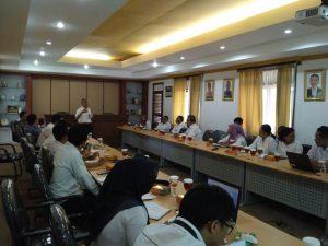 Pemantauan Itjen Kemdikbud di Balai Konservasi Borobudur