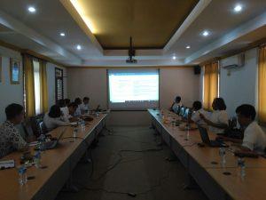 Rapat Koordinasi Penyusunan Dokumen Rencana Pengelolaan Warisan Dunia