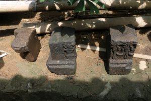 Temuan batu berelief