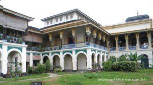 Istana Maimun di Sumut