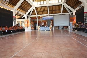 Sosialisasi WBK di BPCB Bali
