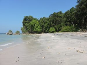 Pantai timur Tanjung Pananjung