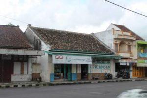 Kawasan Pecinan di kota Tasikmalaya