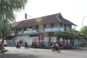 Salah satu sisi kota Tasikmalaya