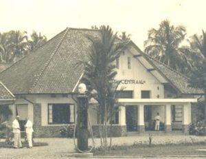Hotel Centraal tahun 1920-an (koleksi Tropen Museum)