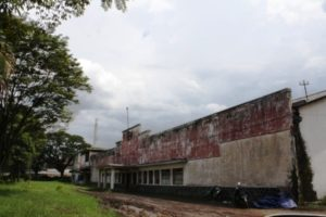 Bekas Pabrik Pencelupan Tekstil Majalaya