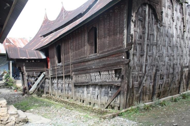 Rumah Gadang Gajah Maharam (Dok. BPCB Batusangkar)