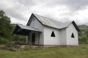 Gereja Tua Riung