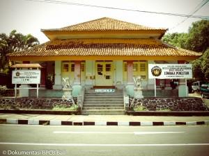 Gedung KerthaTampak Depan