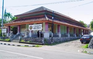 Gedung KerthaTampak Samping
