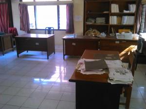 ruang pengelola/administrasi