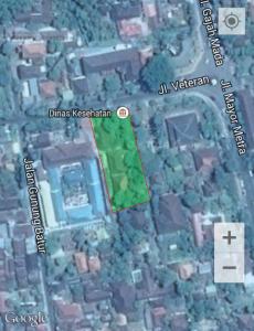 lokasi gedong kirtya