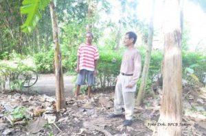 2.2  Penelitian Arkeologi, Pengamatan Lingkungan di sekitar Lokasi Candi Sanggrahan