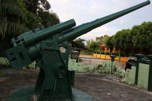 Makam Keluarga Kerajaan Paser, Masjid Tua Al-Ula, Alat Musik Tradisional Upacara Kerajaan, Meriam Jepang dan Bunker Kecamatan Penajam