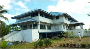 Rumah Adat Kamali