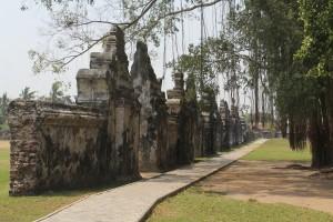 gerbang keraton kaibon