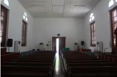 Nave gereja Tugu
