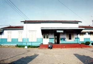 Stasiun KA Serang
