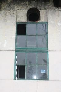 Detail ventilasi