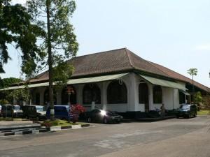 Gedung Srimanganti, Sumedang