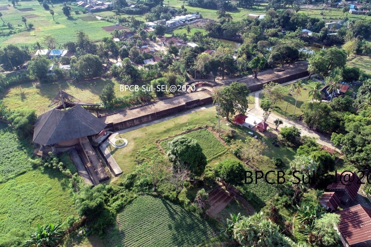 Kajian Pengembangan Situs Benteng Somba Opu Balai Pelestarian Cagar Budaya Sulawesi Selatan