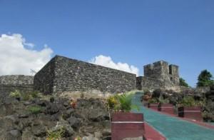 Benteng Torre Setelah Dipugar