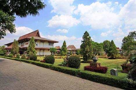 Bangunan Museum Majapahit, Trowulan, Mojokerto