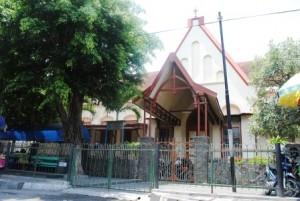 kompleks sekolah marsudirini