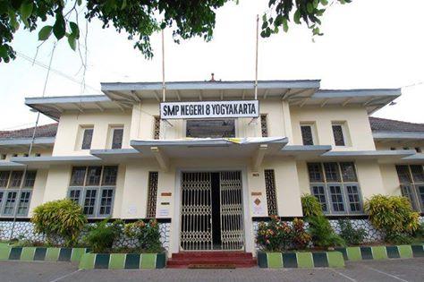 SMP 8 Yogyakarta
