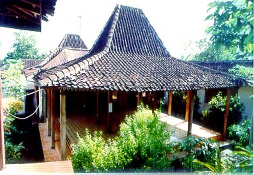 Rumah Tradisional di Kotagede