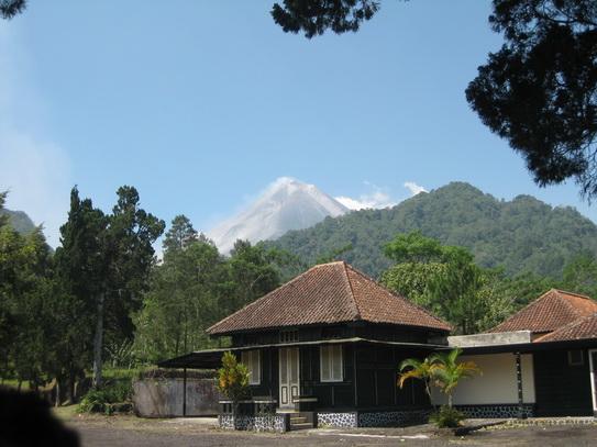 Pesanggarahan Ngeksiganda (Foto dok. BPCB D.I. Yogyakarta)