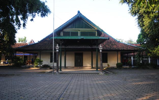 Pesanggrahan Ambarbinangun (Foto dok. BPCB D.I. Yogyakarta)