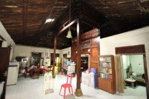 Ruang tengah rumah tradisional milik Darto Harnoko (Foto dok. BPCB DIY)