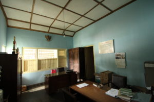 Ruang kerja perangkat desa (Foto dok. BPCB D.I. Yogyakarta)