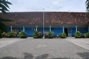 Gedung SD Negeri Percobaan 4 Wates (Foto dok. BPCB D.I Yogyakarta)