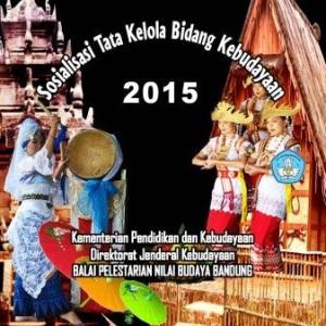 sticker CD tata kelola kebudayaan 2015