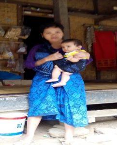 Penggunaan Samping Poleng Dan Samping Merong Pada Perempuan Baduy Balai Pelestarian Nilai Budaya Jawa Barat