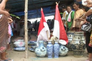 Tradisi Iyakyaker Suku Biak Numfor