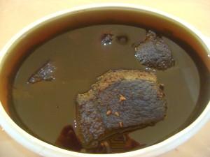 Rendang daging sapi/Dok. Erna