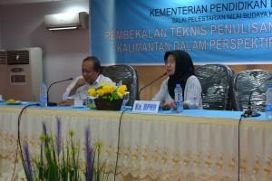 review proposal penelitian BPNB Kalbar