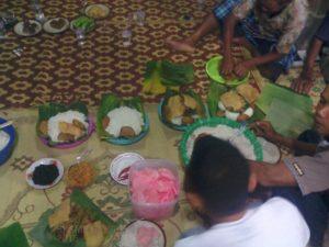 Tradisi Ruwahan di Dusun Ngampon, Krikilan, Kalijambe