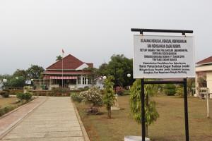 Rumah Sukarno Bengkulu
