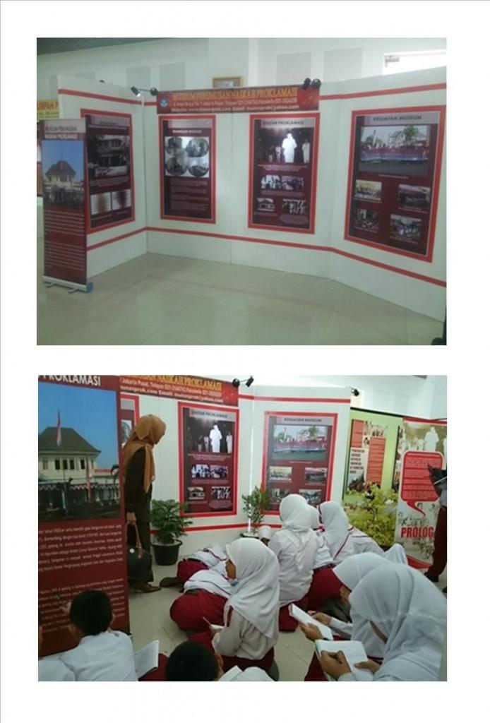 Pendukungan Pekan Nasional Sejarah di Sumatera Barat