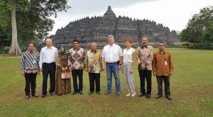Read more about the article Kunjungan Presiden Ukraina ke Candi Borobudur