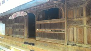 Read more about the article Dilema Pelestarian Rumah Adat Kudus